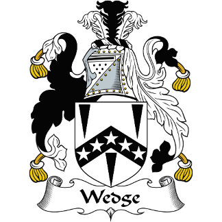 Wedge Family Crest