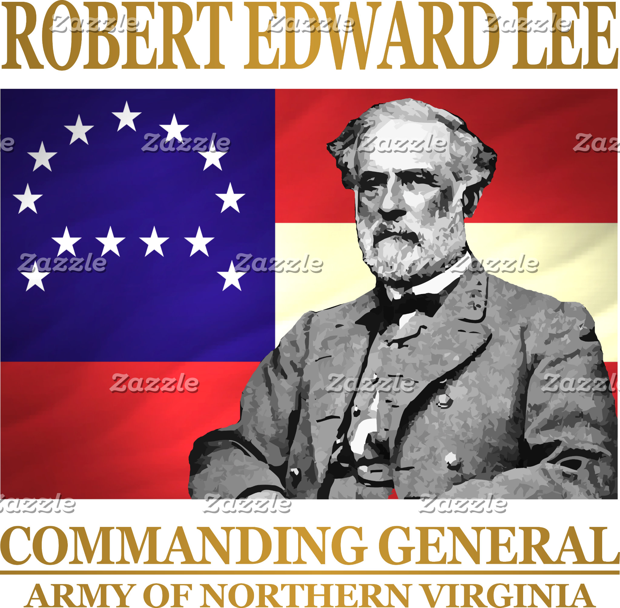 Robert E Lee in Command