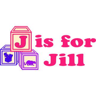 Baby Blocks Jill