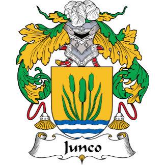Junco Family Crest