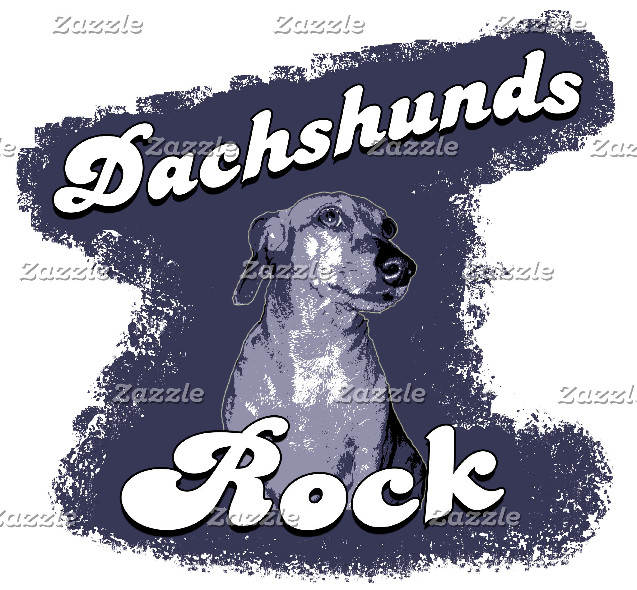 Dachshunds Rock