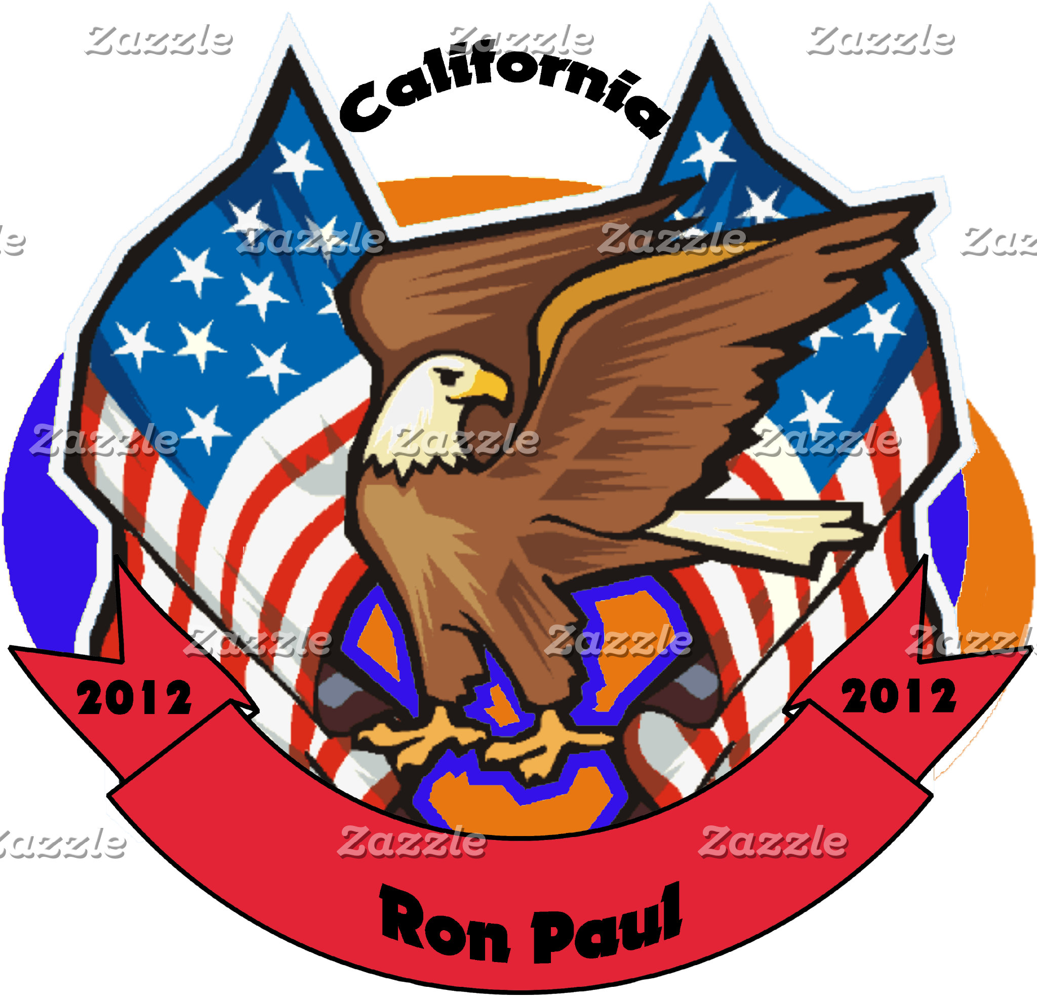 California for Ron Paul