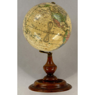 Joslin's Six Inch Terrestrial Globe 2