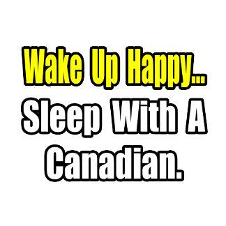 Sleep With a Canadian