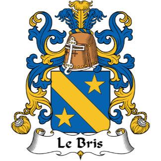 Le Bris Family Crest