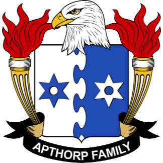 Apthorp Coat of Arms