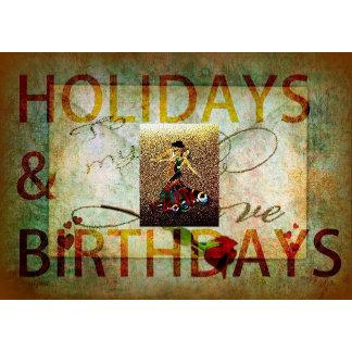 Cards -  Birthdays
