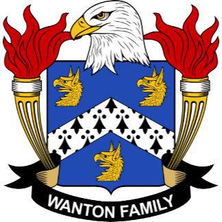 Wanton Coat of Arms