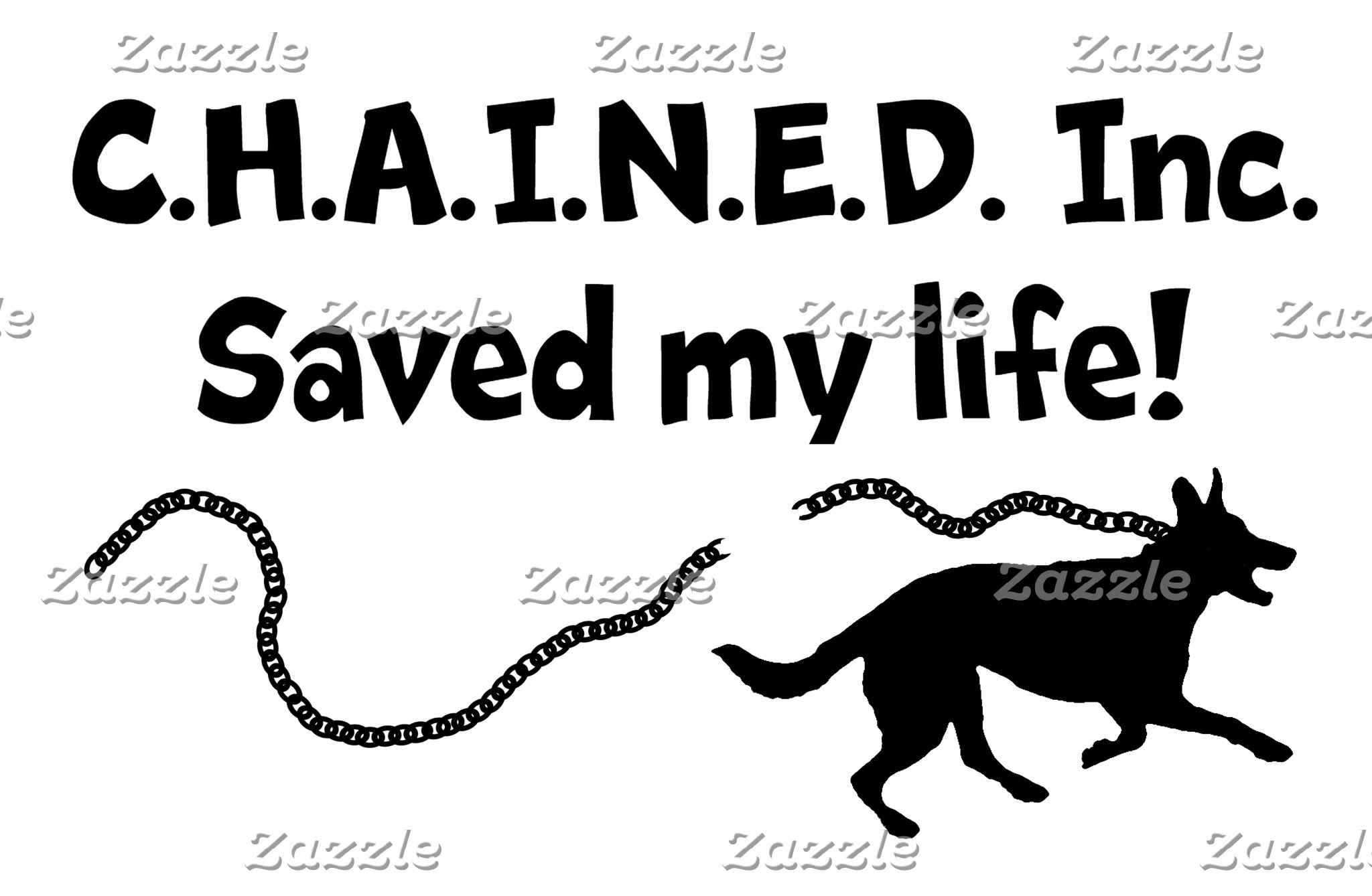 Special for C.H.A.I.N.E.D. Inc. Rescues & Family!