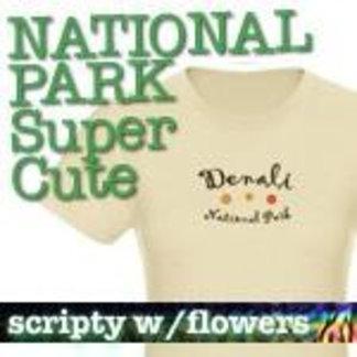 Super Cute National Park T-Shirts