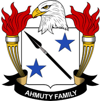 Ahmuty Coat of Arms