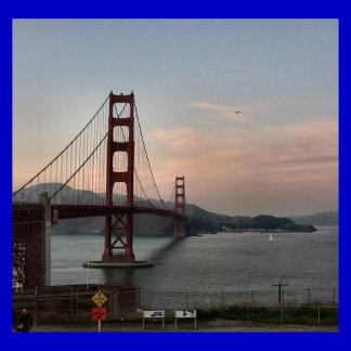 S. F. Golden Gate Bridge