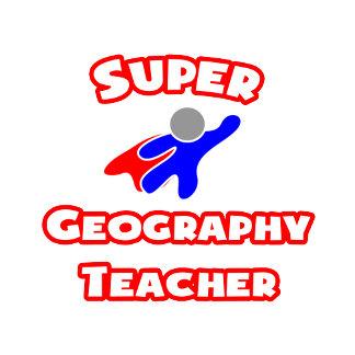 Super Geography Teacher