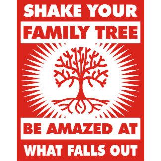 Shake Your Family Tree