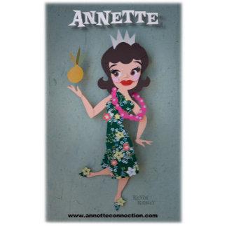 Annette - Pineapple Princess
