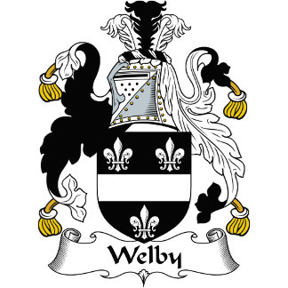 Welby Family Crest