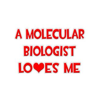 A Molecular Biologist Loves Me