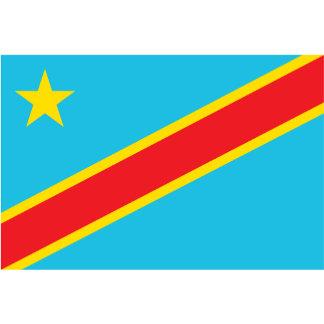 Dem Rep of Congo Flag