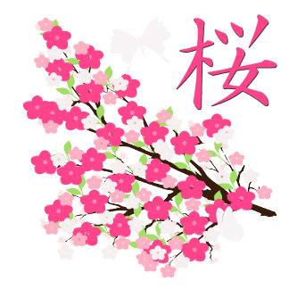 Sakura Butterfly