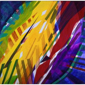 The City II - Rainbow Streams