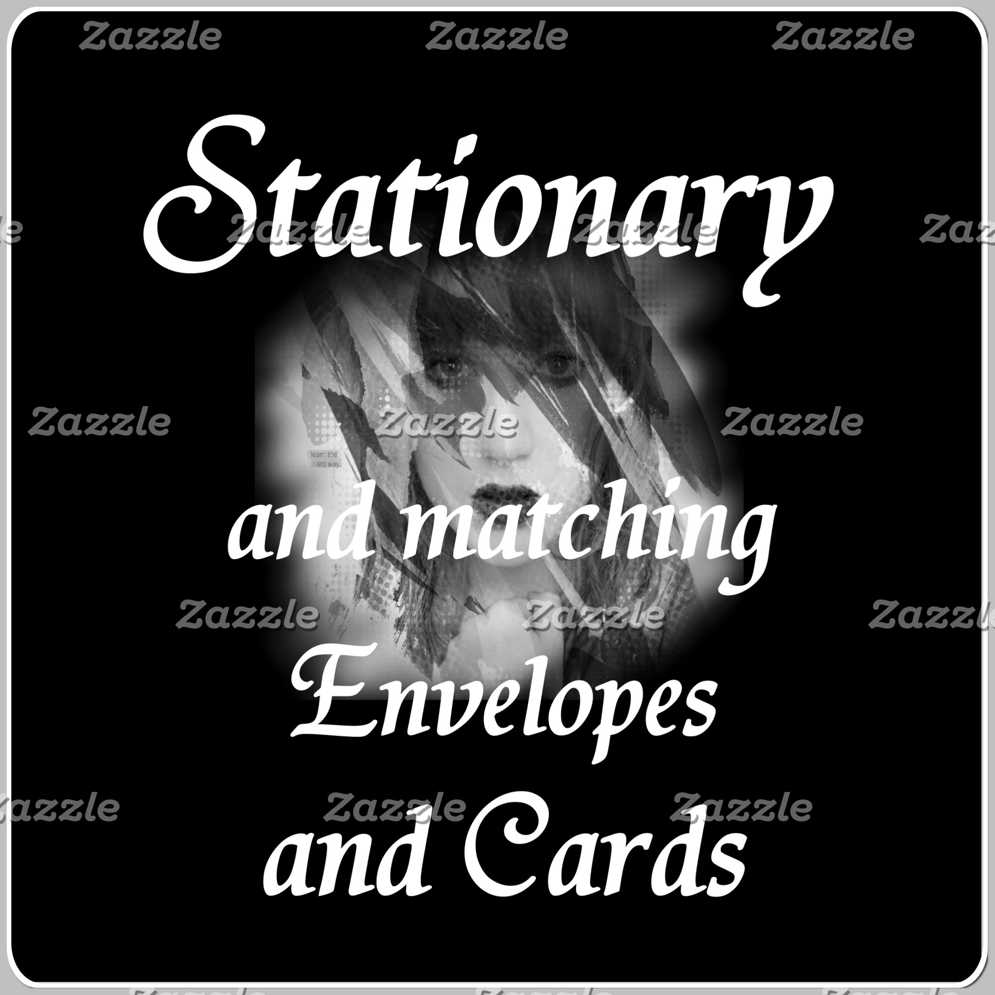 Stationary Cards and and Matching Envelopes