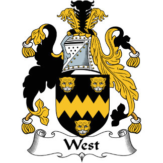 West Coat of Arms