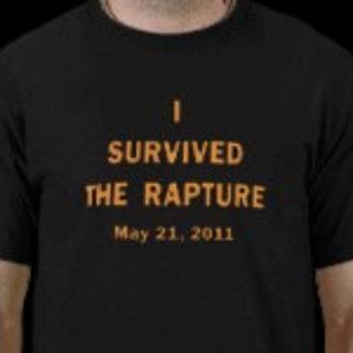 I Survived The Rapture!