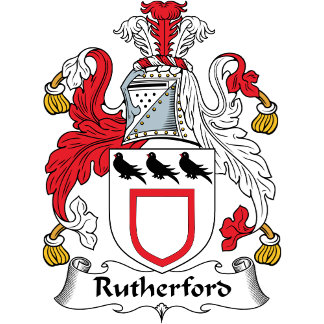 Rutherford Family Crest