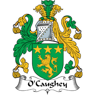 O'Caughey Coat of Arms
