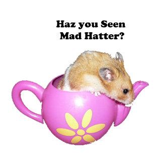 Haz You Seen Mad Hatter Hamster Photo