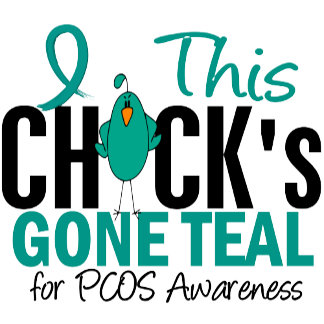 Chick Gone Teal