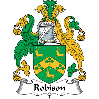 Robison Coat of Arms