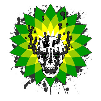 bp oil spill - boycott bp