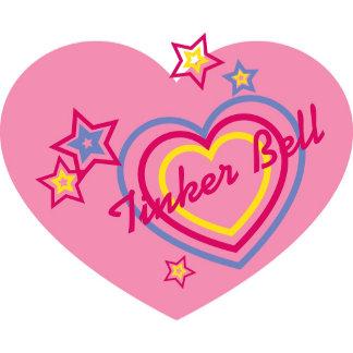Tinker Bell Valentine's Logo
