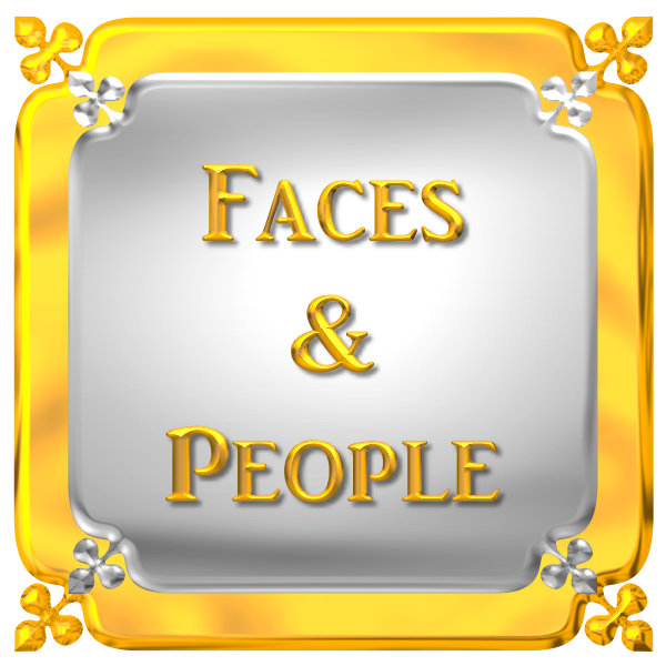 FACES & PEOPLE