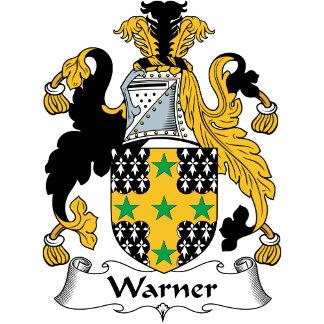 Warner Coat of Arms