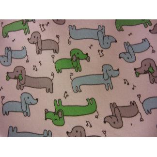 Dogs - Pawprints & Patterns