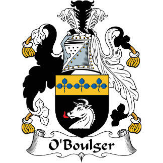 O'Boulger Coat of Arms