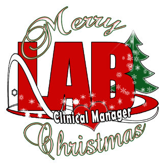 LAB CLINICAL MANAGER CHRISTMAS