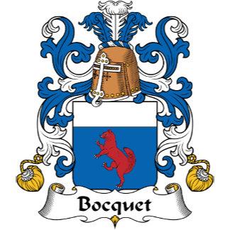 Bocquet Family Crest
