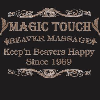 Magic Touch Beaver Massage