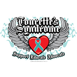Tourette's Syndrome Wings