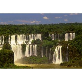 South America, Argentina, Brazil, Igwacu Falls,