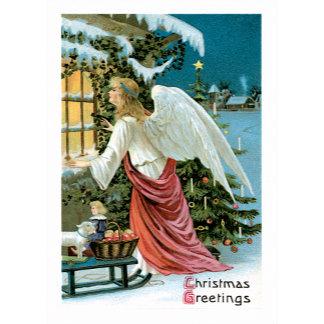 Christmas Greetings ~ Angel