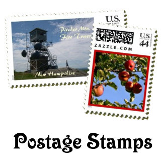 ♦ Postage Stamps