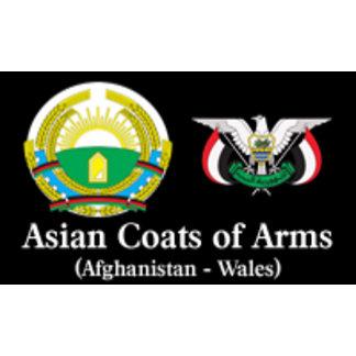 Asian Coats of Arms
