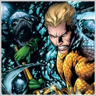 The New 52 - Aquaman #1