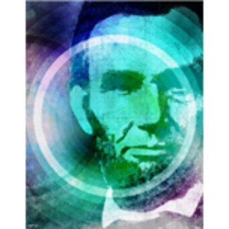 Abraham Lincoln Pop Art