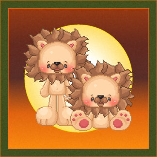 Lion Pals