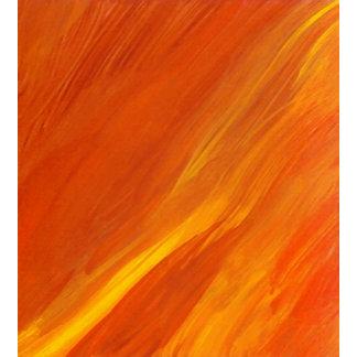 Firelight Orange Flame Fire